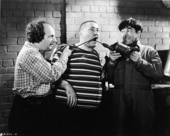 'The Three Stooges'
