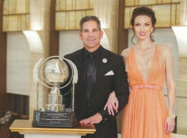 Grant and Elena Cardone, IAS Patron Meritorious: $2,500,000 USD.