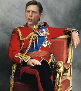 Captain David Miscavige