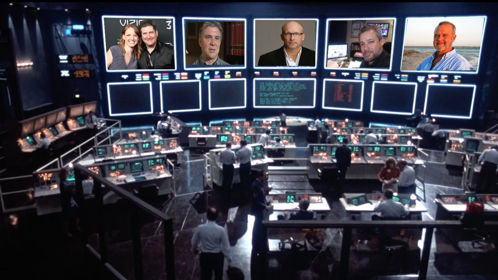 Galactic War Room