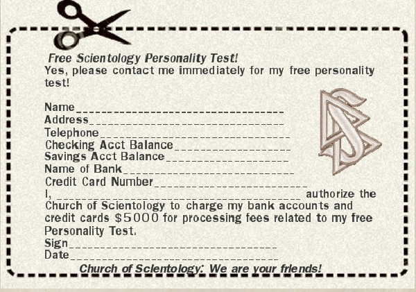 Free.Personality.Test