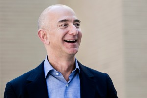 Amazonology ecclesiastical leader Jeff Bezos