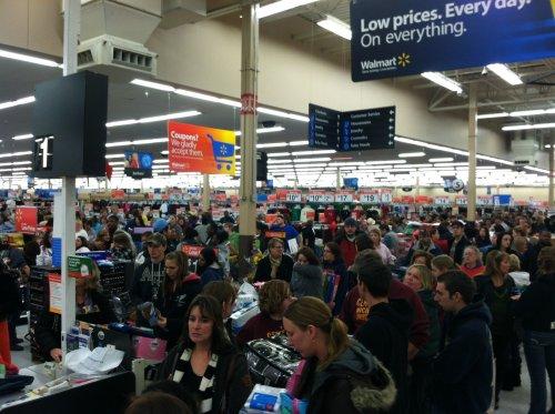 Wal.Mart.Crowds